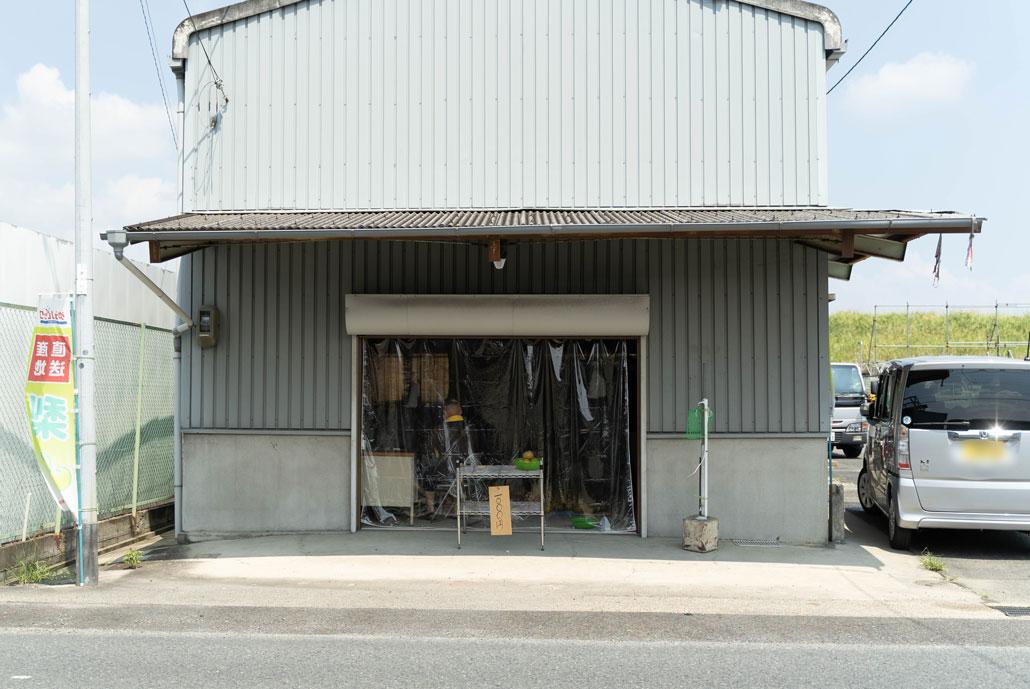 直売所の画像