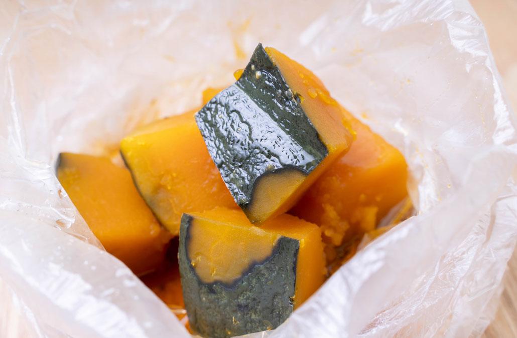 かぼちゃの含め煮画像